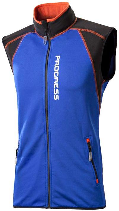 Pánská sportovní funkèní vesta celopropínací na zip TARTAR PROGRESS
