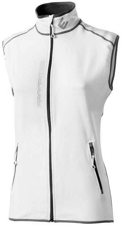 Dámská funkèní vesta TARA PROGRESS bílá